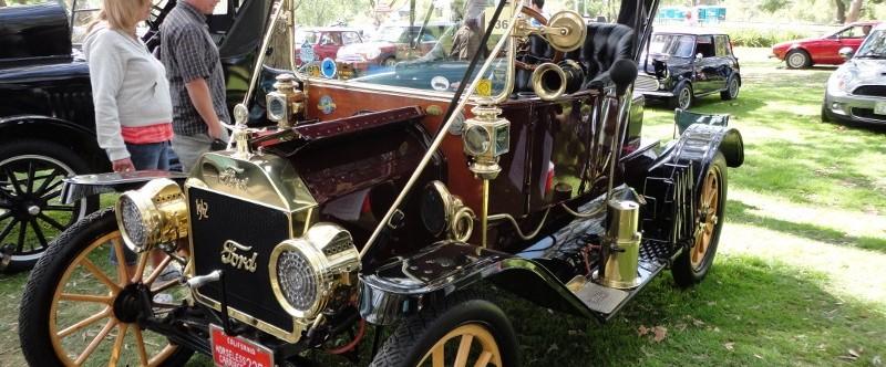 1912 Model T Torpedo