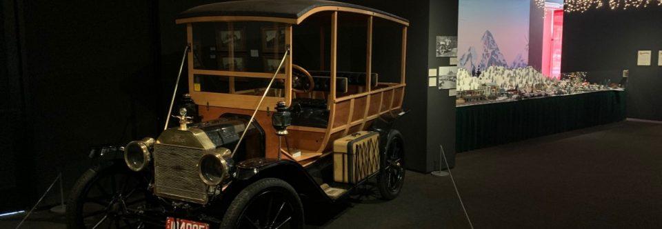1914 Model T Depot Hack