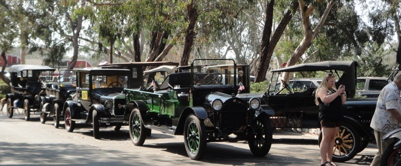 Antique Cars Available